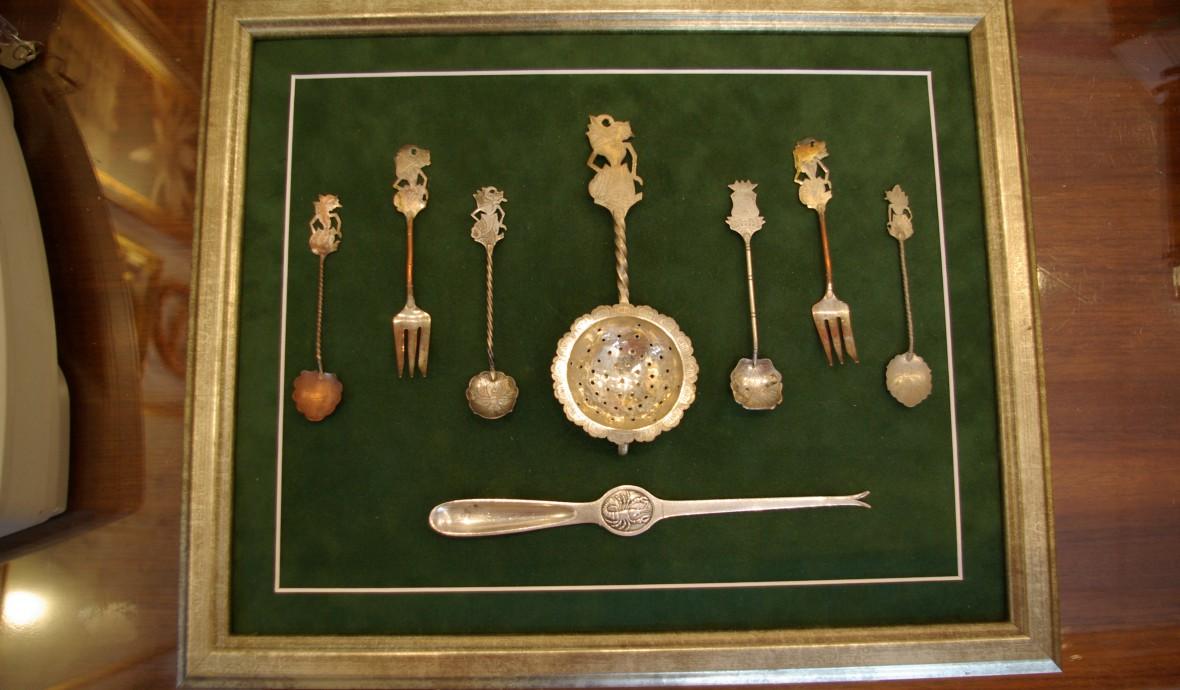 képkeret indiai tárgyak keretezése www.kepmalom.hu